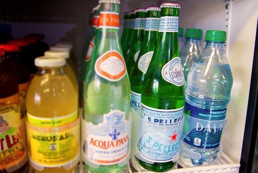 San Pellegrino Bottle