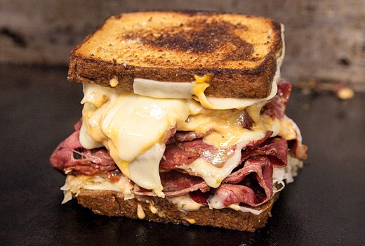 The Mile High Rueben