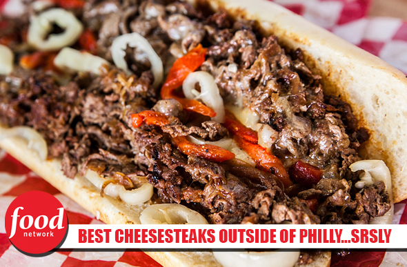 Food Network Says We Have One of the Best Cheesesteak Outside of Philly